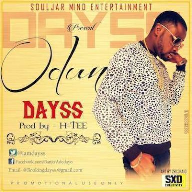 "A digital Music Marketing Story of Dayss ""Odun"" on Mdundo"