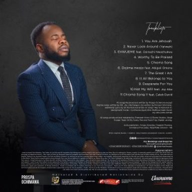 "Prospa Ochimana's ""Ekwueme To The World "" Album Now Available on Digital Store"