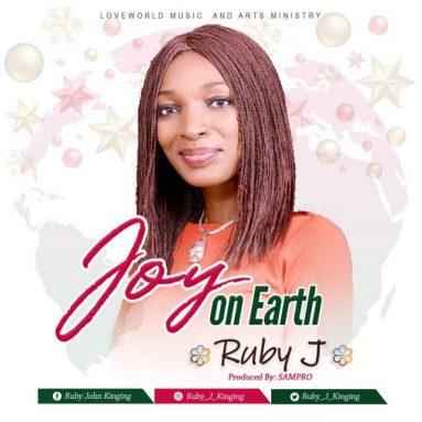 Christmas Song: Ruby J – Joy On Earth