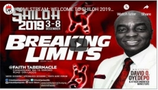 Breaking Limits Shiloh 2019 Opening Session – 3rd December